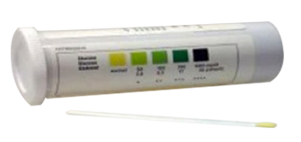 Urine Dipstick and Color Chart